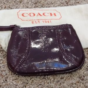 NWOT Coach Coin Purse